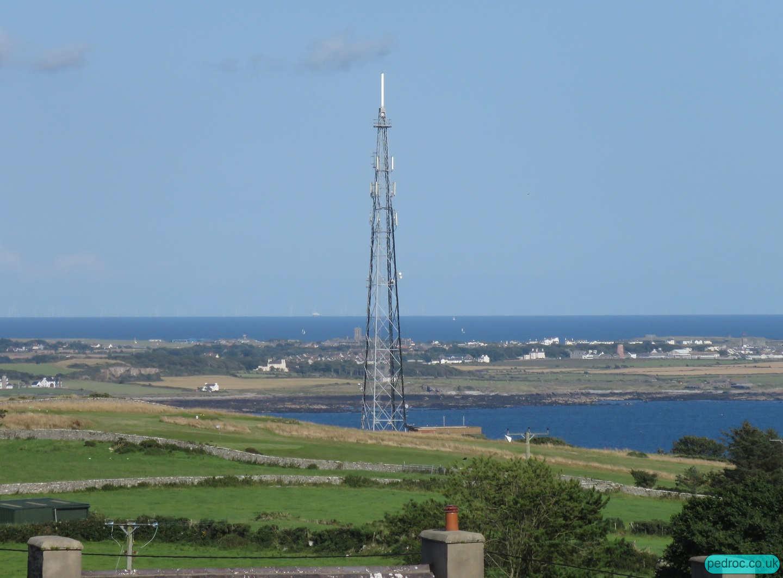 Port St Mary UHF Mast