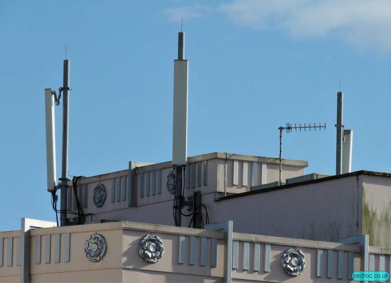 Manx Telecom St George's Street Mast