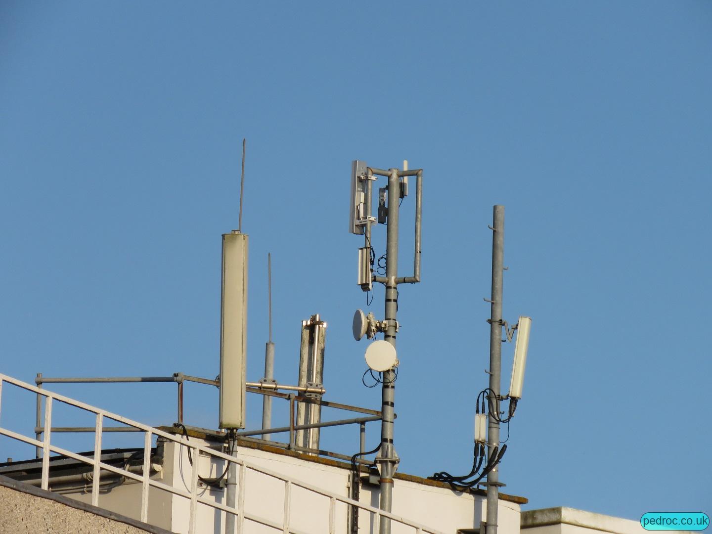 Manx Telecom Victory House Manx Mast