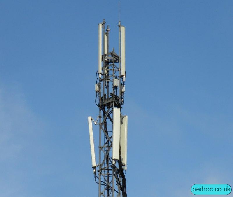 Manx Telecom Dalton Street Mast