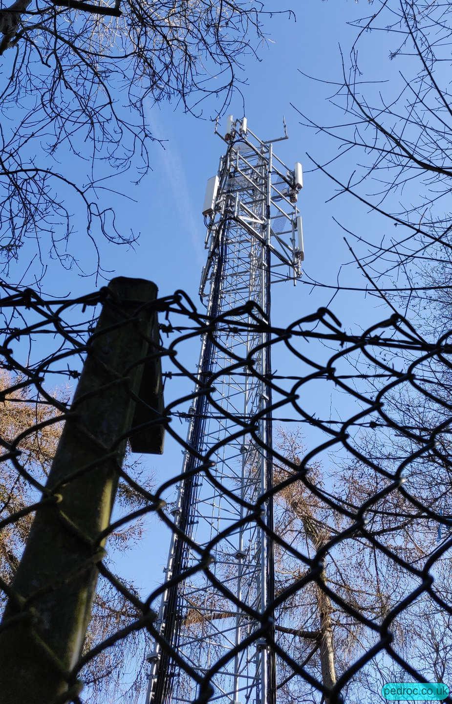 Sheringham Woods all operator Mast