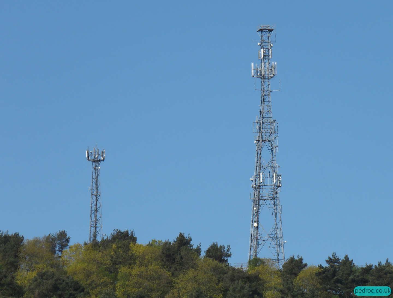 Scarborough Hills Masts