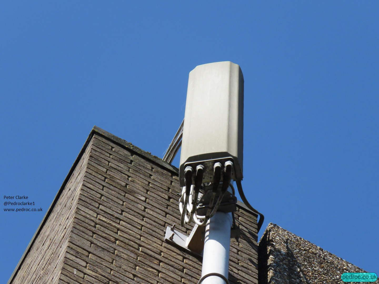 Rousen House EE/3 antennas.