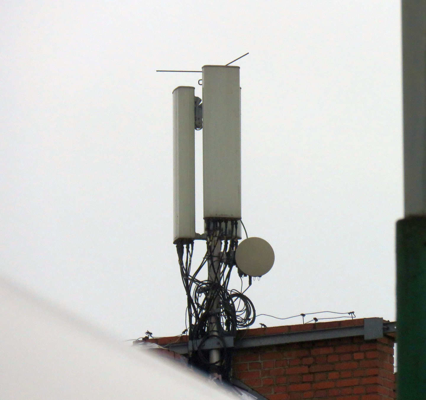 Play's Huawei antennas and RRUs