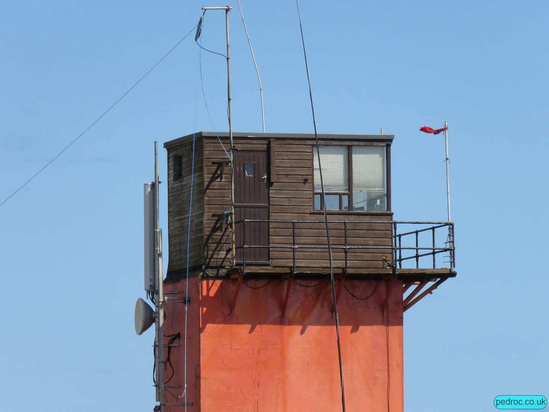 Castletown Quarry Tower Mast