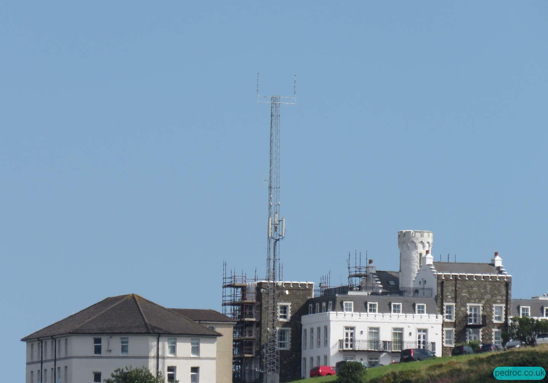 Sure Manx radio Mast