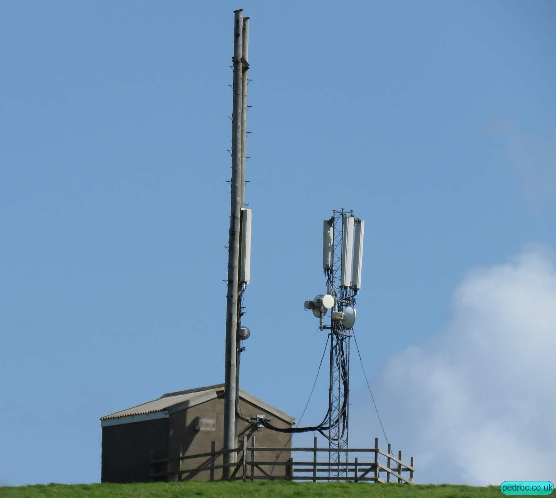 West Kimmeragh Sure Mast
